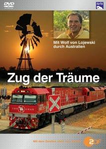 DVD Polarfilm Zug der Traueme - Wolf von Lojewski