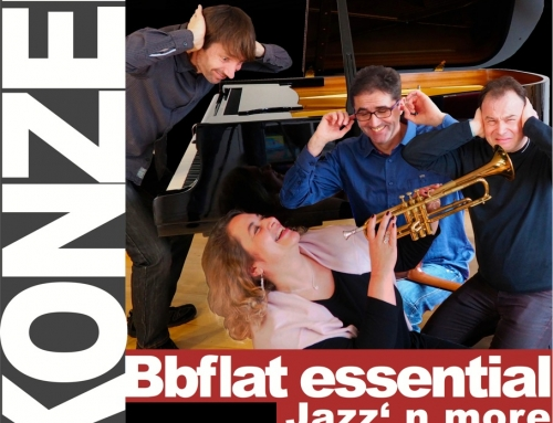 """Konzert mit  """"Bbflat essential"""" am Samstag, den 18. März 2017 in der Waas.schen-Fabrik"""